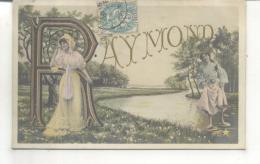 Prenom : Raymond - Prénoms