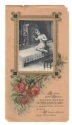 Santino.29 Notre Dame 1929 Peccato Per Una Piccola Mancanza - Vecchi Documenti
