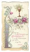 Santino.30 Gand 1906 Prima Comunione - Vecchi Documenti