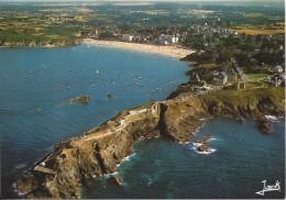 Couleurs De Bretagne - Saint-Lunaire - 1973 - La Ponte Du Decolte Et La Grande Plage - France