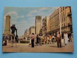 Boulevard Met Casino En Monument ( Printed In Holland ) Anno 19?? ( Zie Foto Voor Details ) !! - Blankenberge