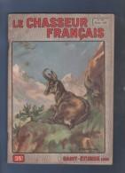 LE CHASSEUR FRANCAIS 02 1955 - CHAMOIS - CHASSE - BECASSINE - PALOMBES - FAUVES AMERIQUE - BICHON MALTAIS - ANGUILLE - Periódicos