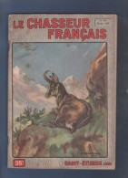 LE CHASSEUR FRANCAIS 02 1955 - CHAMOIS - CHASSE - BECASSINE - PALOMBES - FAUVES AMERIQUE - BICHON MALTAIS - ANGUILLE - Giornali