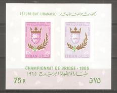 Hb-18  Libano - Liban