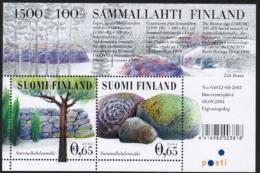 2004 Finland  Michel Block 35 MNH **.