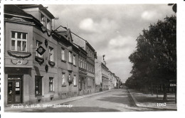 Gmünd, - NÖ Adolf Hitlerstrasse ( Topzustand ) - Gmünd