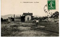 42 MACLAS La Gare - Gares - Sans Trains
