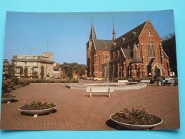 KERKPLEIN ( Ed. Daneels ) Anno 19?? ( Zie Foto Voor Details ) !! - Beerse