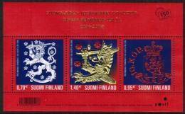 2006 Finland Michel Block 39  MNH **.