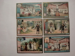 Liebig - PARSIFAL - Opéra De Wagner - Série S.788 -1904 - Série De 6 Chromos En TBE - (lot 9-1) - Liebig