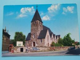 L'Eglise  MARCINELLE () Anno 19?? ( Zie Foto Voor Details ) !! - Charleroi