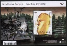 2008 Finland Michel Bl 49 MNH **.