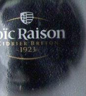 CIDRE- Loïc RAISON - Cidrier Breton 1923 - Autres