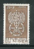 Niger Y&T N°113 Neuf Avec Charnière * - Niger (1960-...)