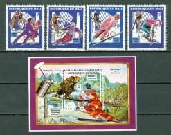 Mali 1994 Bl** Jeux Olympiques Lillehammer 1994 - Mali (1959-...)