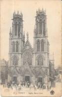 NANCY - 54 -  Eglise Saint Léon - Belle Animation - ENCH0616 - - Nancy