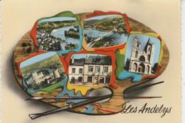 27 - LES ANDELYS  - Souvenir - Les Andelys