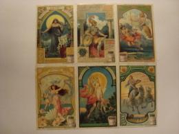 Liebig - Les Jours De La Semaine - Série S.839 -1905 - Série De 6 Chromos En TBE - Ed. Belge - (lot 173-3) - Liebig