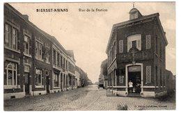 Bierset Awans Rue De La Station - Awans