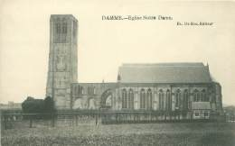 DAMME - Eglise Notre Dame - Damme
