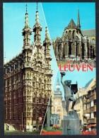LEUVEN / LOUVAIN - 3 Vues Diverses - Circulé - Circulated - Gelaufen - 1995. - Leuven