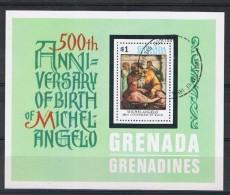 Grenada / Grenadines Y/T Blok 8 (0) - Grenade (1974-...)