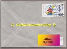 BRD - Marke Individuell - Urlaubsmotiv - Wert: 28 Infopost - Non Classés