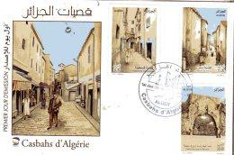 AFRIQUE  ALGERIE  Casbahs D'Algèrie  26/06/12 - Algeria (1962-...)