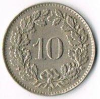 Switzerland 1944B 10c - Switzerland