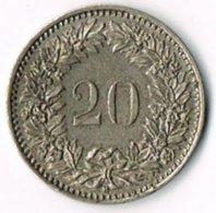 Switzerland 1961B 20c - Switzerland
