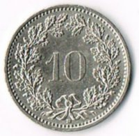 Switzerland 1996B 10c - Switzerland