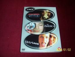 LOT DE 3 DVD  °  ANTWONE FISHER   + IN AMERICA + THIRTEEN - Non Classés