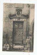 Cp , 46 , GOURDON , Porte D'entrée De La Maison Natale De CAVAIGNAC , Voyagée - Gourdon