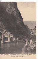 Dep 78 - Environs De Seyssel - Route De Rumilly - Barrage De La S. H. E. L.  : Achat Immédiat - Francia