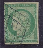 N°2 GRILLE 1849.