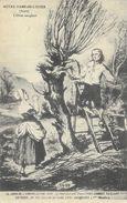 Notre-Dame De L'Osier, Le Jour De L'Annonciation 1649, Le Protestant Pierre Fort-Combet (illustration, L'Osier Sanglant) - France