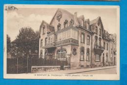METZ    Rempart St Thiébault         écrite En 1930 - Metz