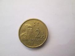 AUSTRALIA 2 Dollars 1989   # 4 - 2 Dollars