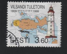 ESTLAND 2-519 MICHEL 339 VUURTOREN - Estonia