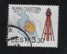 ESTLAND 2-135 MICHEL 293 VUURTOREN - Estonia