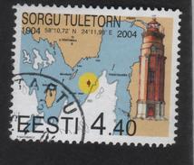 ESTLAND 2-130 MICHEL 478 VUURTOREN - Estonia