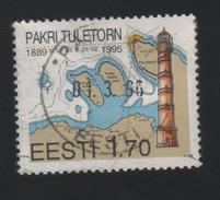 ESTLAND 2-527 MICHEL 256 VUURTOREN - Estonia