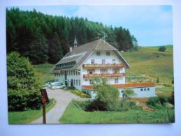 """CPM """"Erholungsheim Schlüchtmühle - Grafenhausen Schwarzwald"""" - Waldshut-Tiengen"""