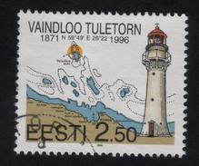 ESTLAND 2-535 MICHEL 283 VUURTOREN - Estonia