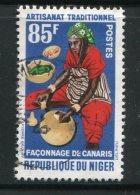 Niger Y&T N°127 Oblitéré - Niger (1960-...)