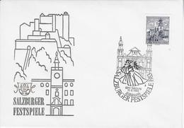Salzburger Festspiele 1983 - 1981-90 Lettres