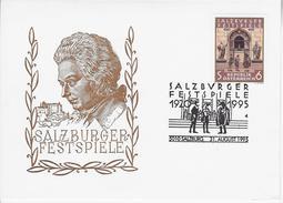 Salzburger Festspiele 1995 - 1945-.... 2ème République