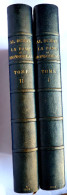 LIVRE RARE 2 Tomes LA DAME DE MONTSOREAU CALMAN LEVY ALEXANDRE DUMAS 1903 - TBE Rare - Bücher, Zeitschriften, Comics