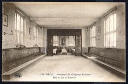 VILVOORDE - Pensionnat Des Religieuses Ursulines - Salle De Jeu, Réfectoire - Circulé - Circulated - Gelaufen - 1922. - Vilvoorde