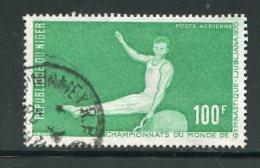 Niger P.A Y&T N°138 Oblitéré - Niger (1960-...)